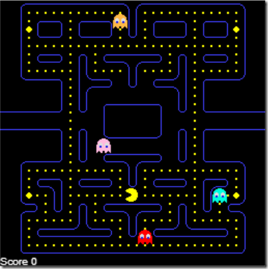 Pacman keys