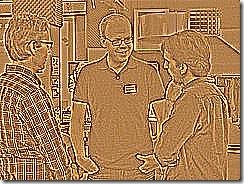 Kit Eason, Martin Trojer, Don Syme